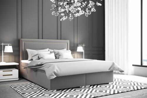 Łóżka dwuosobowe
